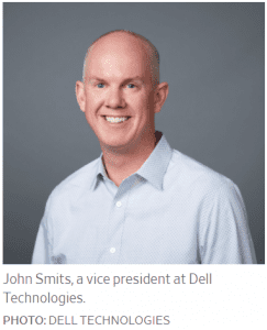 Dell engaged remote employees