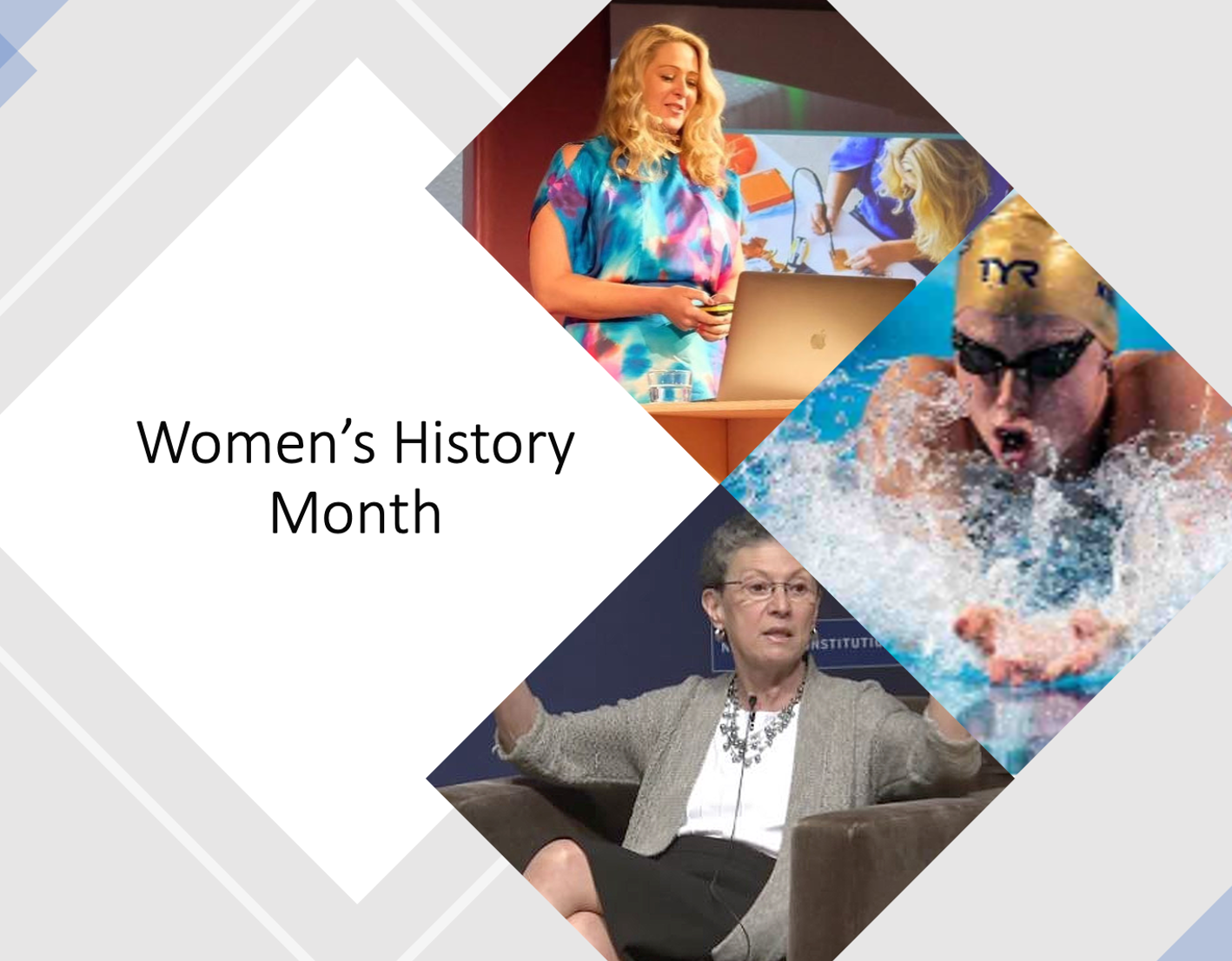 Celebrating Women's History Month | How Women Lead