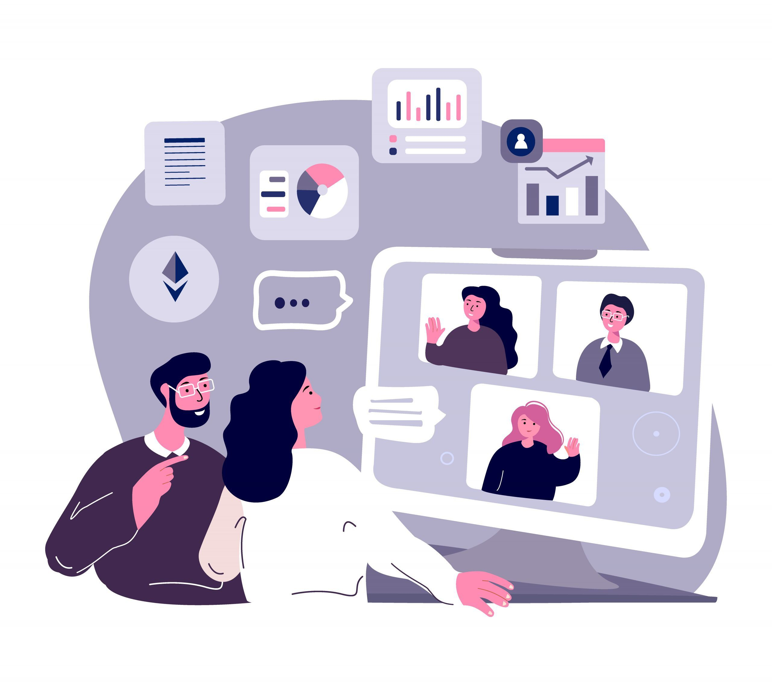 How To Ready Your Team For 'Hybrid Work'