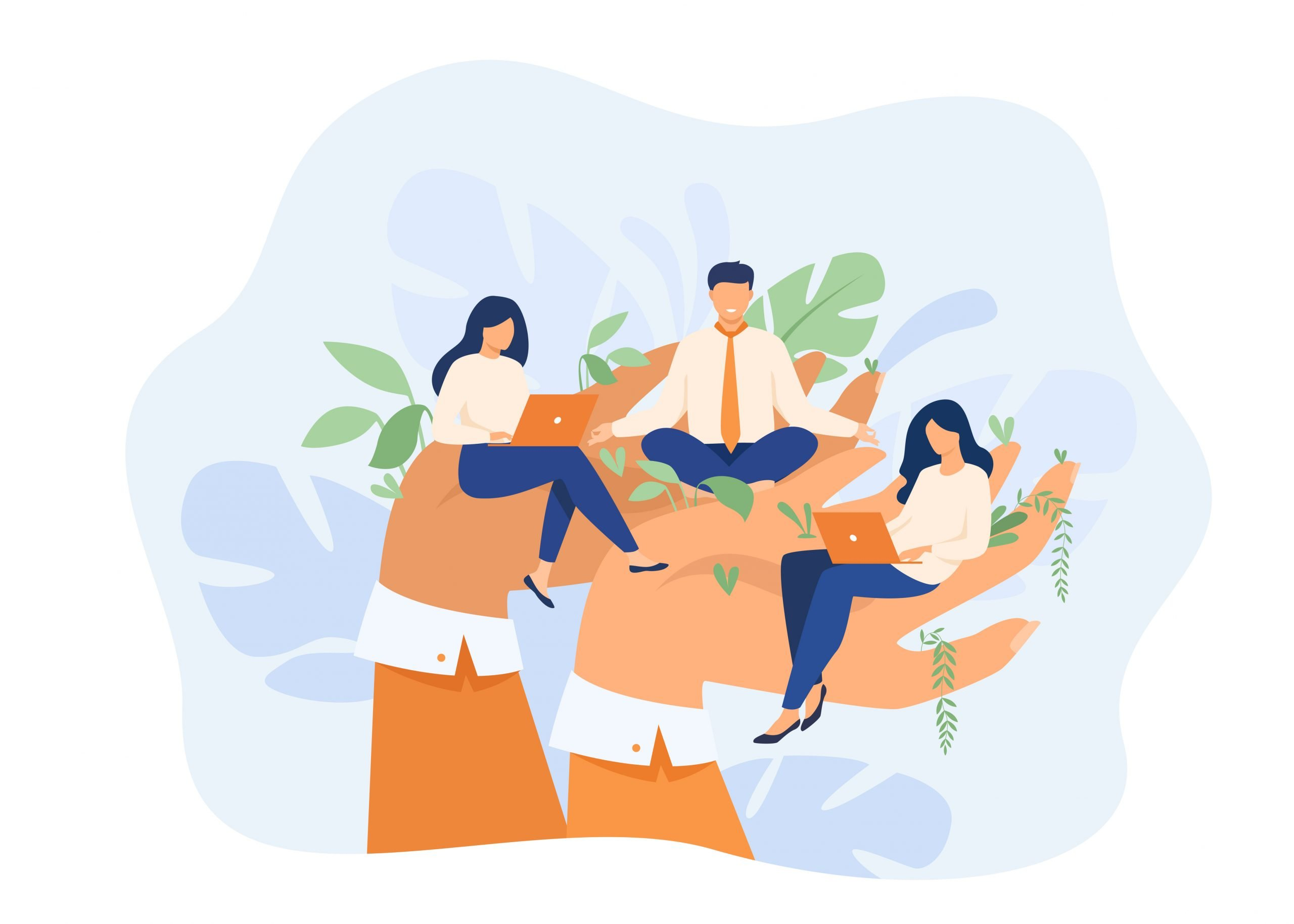 Job Stress Damages Well-Being: What Can You Do To Help Employees?